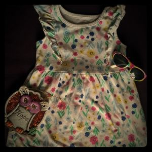 Used Toddlers 3t wonder nation dress